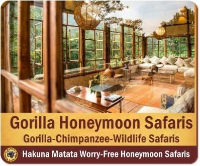 Best Luxury Honeymoon Destinations in Uganda - The Pearl of Africa