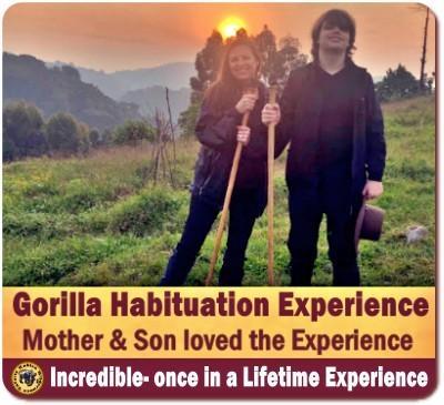 Best Family Gorilla Trekking Safari with Teens in Uganda