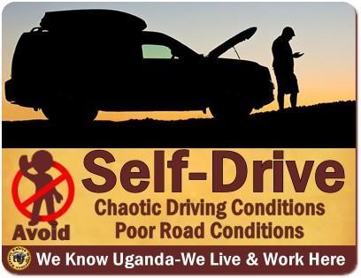 Self-Drive Safari in Uganda