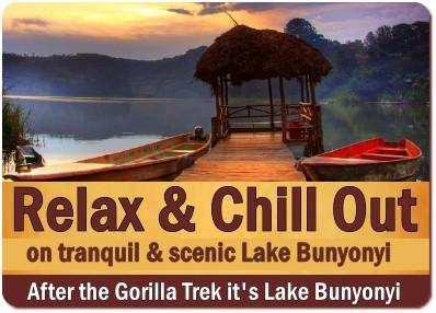 After the Gorilla Trek-Relax-Chill Out-Unwind in Uganda the Pearl of Africa