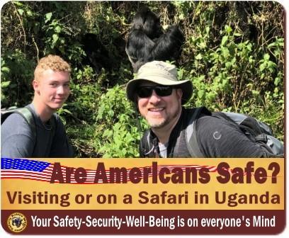 Is Uganda safe for Americans
