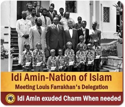 The Unseen Archives of Idi Amin-Never before seen Photographs of Idi Amin