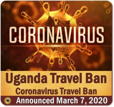 A Word to our Clients about the Uganda Coronavirus Travel Ban