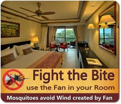 Fight the Bite on Safari-Prevent Insect Bites on Safari