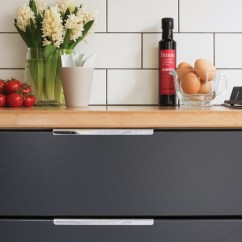 Kitchen Handles Tiny Appliances All Things Kaboodle Diy Flat Pack Kitchens Project Management