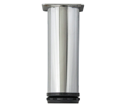 kitchen cabinet hardware trends stainless steel cabinets ikea chrome cylinder leg | kaboodle