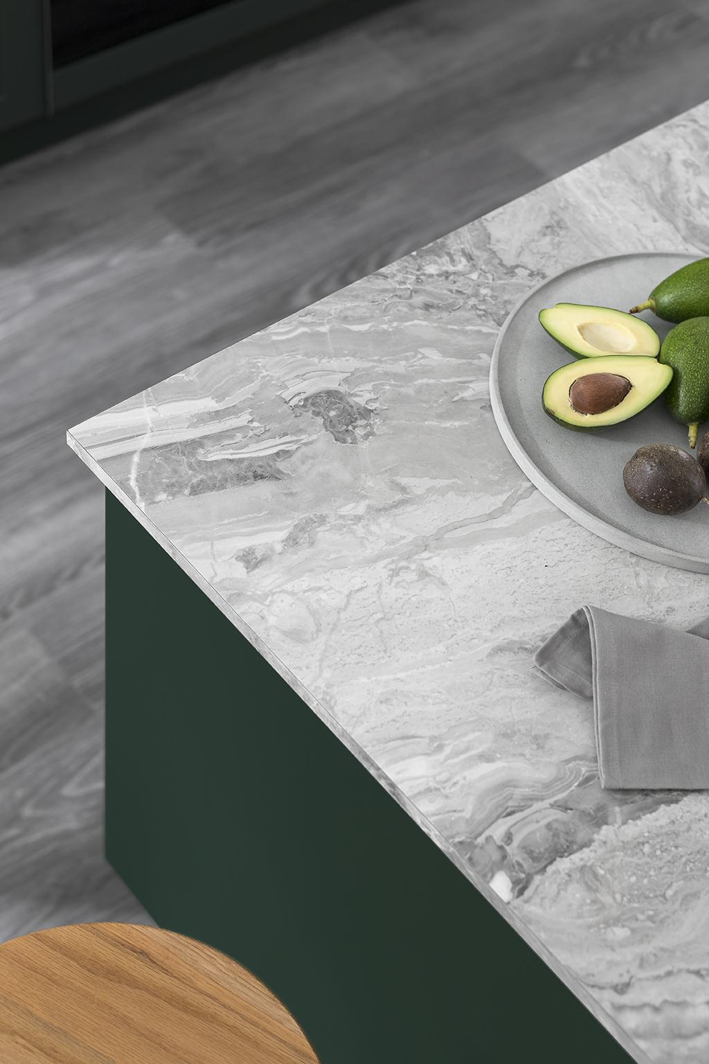Elegant evergreen  kitchen inspiration and ideas  kaboodle kitchen