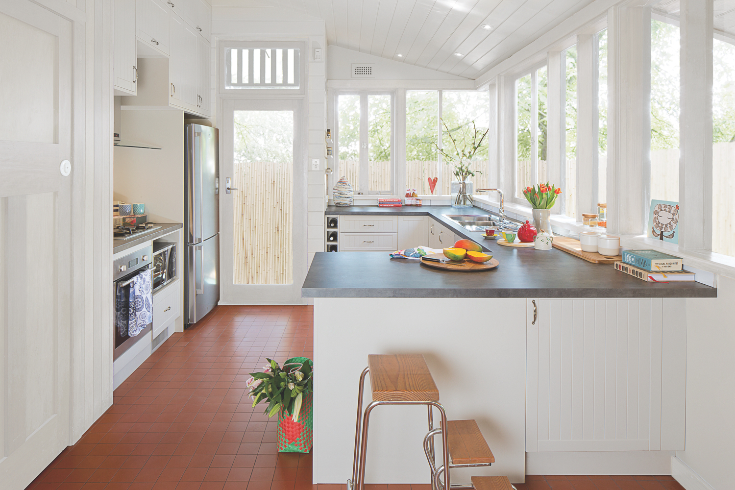 Light and Airy  kitchen inspiration and ideas  kaboodle