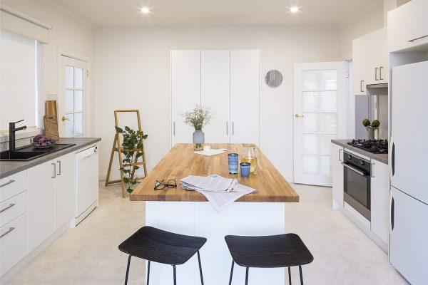 Vanilla Bliss - Kitchen Inspiration And Ideas Kaboodle