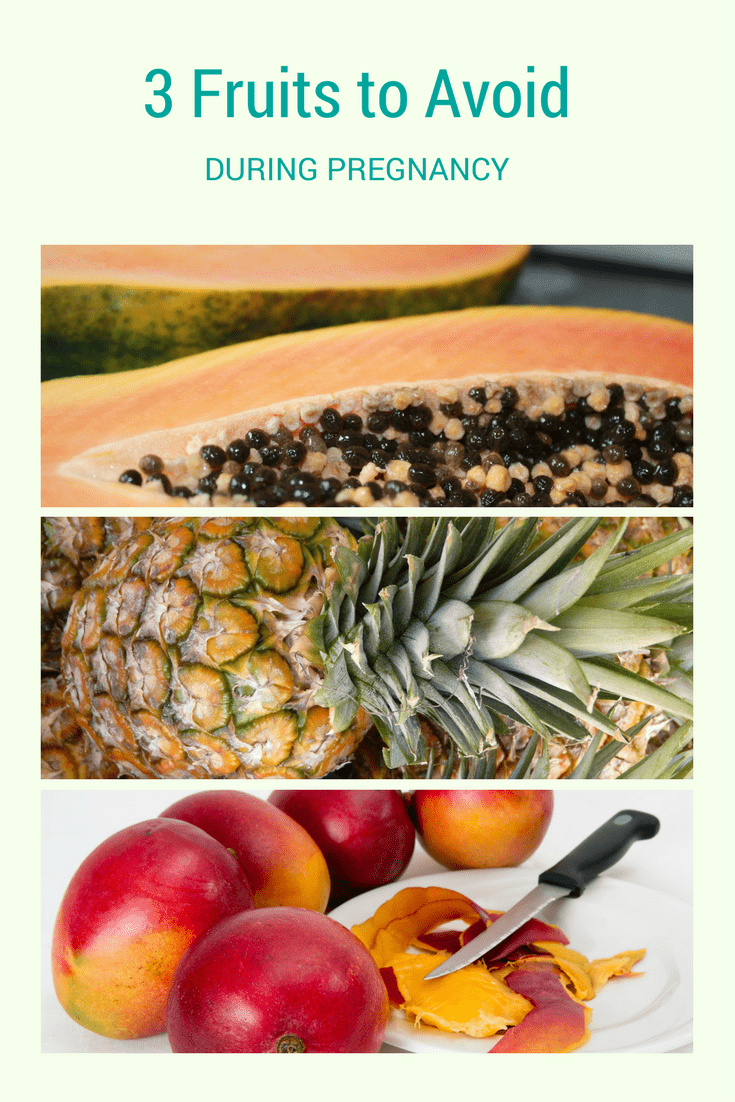 Pregnancy Stages With Fruit - Blackmores Pregnancy