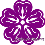 Floral Stencil Cutting File