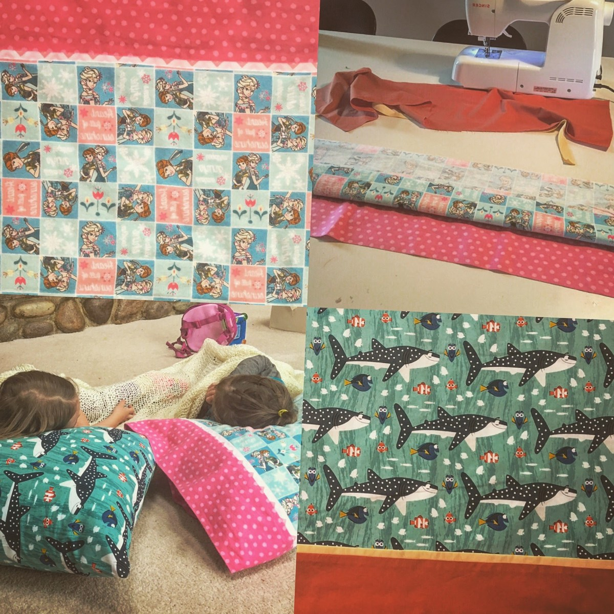DIY Pillowcases!