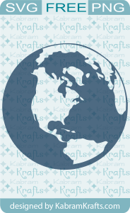 Earth Day SVG Download by Kabram Krafts