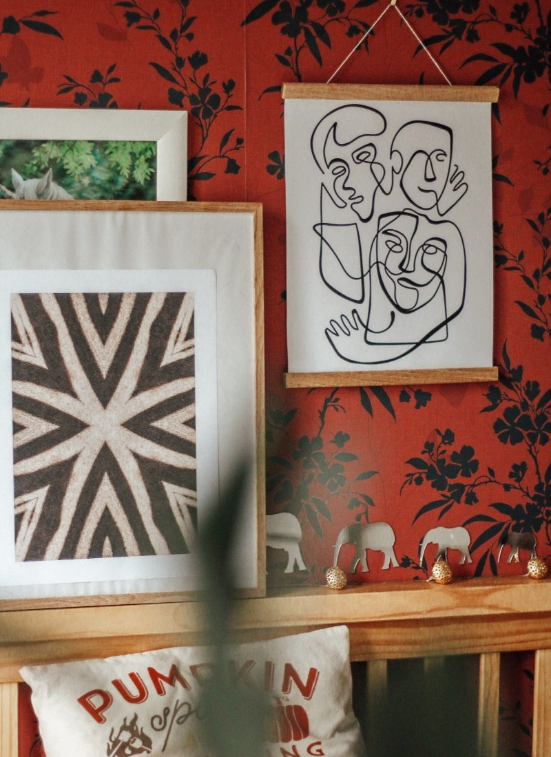 5 Tips for Building the Perfect Gallery Wall