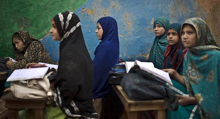 Helmandi Girls