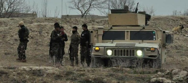 Afghan and international forces kill over 60 Taliban militants