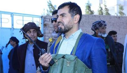 Herat governor, Waheed Qetali