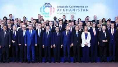 Brussels Afghanistan conference