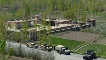 Unidentified airstrike kills two children in Ghazni