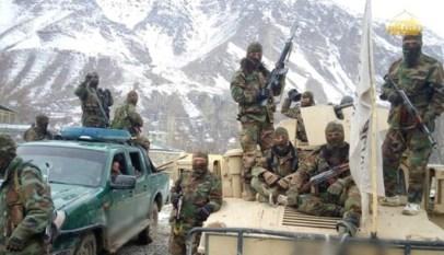Uighur militants in Badakhshan