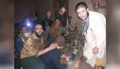 Afghan commandos set free 34 captives from Taliban prison