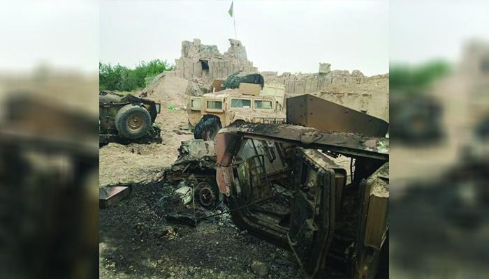 Violence escalates in western Afghanistan