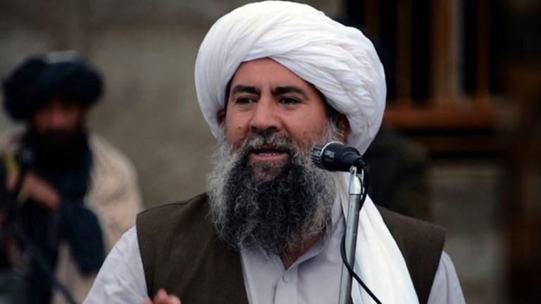 Deputy leader of Taliban splinter group