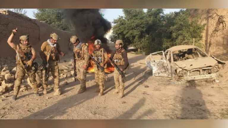 19 Taliban militants killed in Faryab