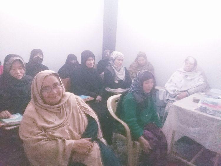 Nasrine Gross at Kabultec's 2017 Benefit Dinner.