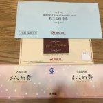 クラウディアホールディングス 株主優待 おこめ券(優待品+配当利回り4.12%)