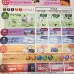 TOKAIホールディングス 株主優待 クオカードや天然水(優待品+配当利回り3.29%)
