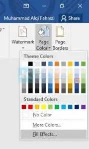Cara Mengganti Background Word : mengganti, background, Mengubah, Warna, Kertas, Latar, Belakang, Microsoft, Office, Teknologi