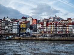 Porto embankment