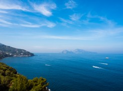 Capri early in the morning