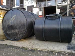 Cisterne za vodu naftu gorivo