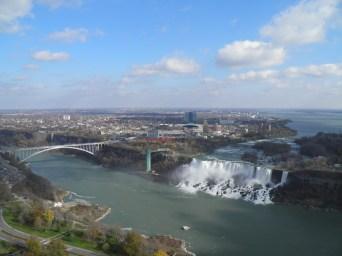 New York side of Niagara Falls