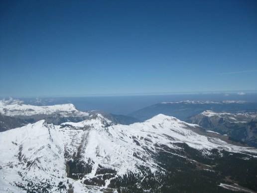 Jungfrau pit-stop