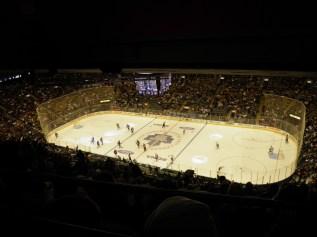 Ice Hockey. Ottawa V Toronto
