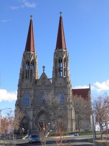 Church in Helena, MT