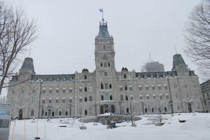 Parliament Hill, Quebec City 2014