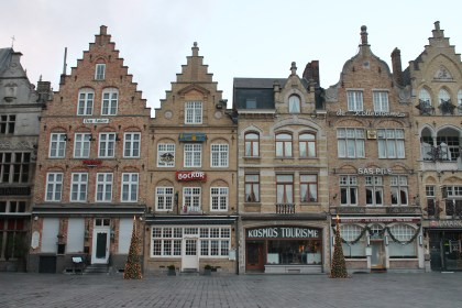 Belgian Architecture is wonderful!