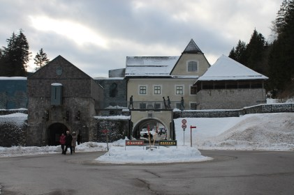 Ehrenberg Castle, Reutte