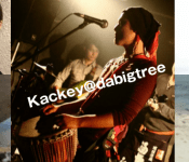 Kackey@dabigtree Live show on 20160924