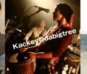 Kackey@dabigtree Live show on 20160924