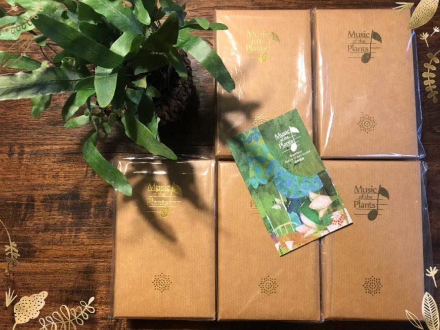 植物音楽デバイスBamboo