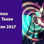 Pokémon Wonder Trade Septiembre de 2017