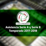Liga Premier de México: Asistencia y Ascenso 2017-2018