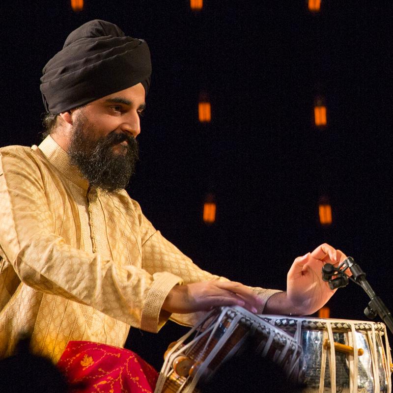Tabla Player - Gurdain Rayatt