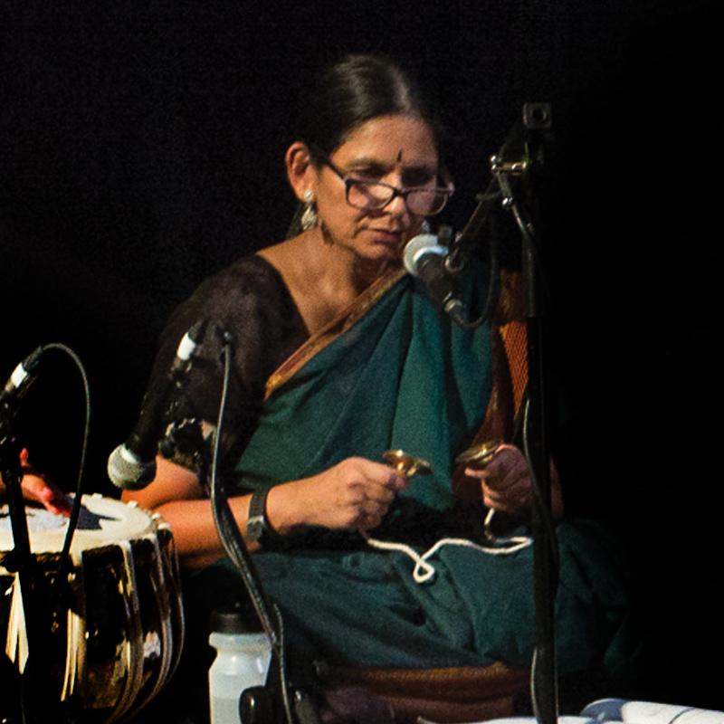 Nattuvangamist - Parvati Rajamani