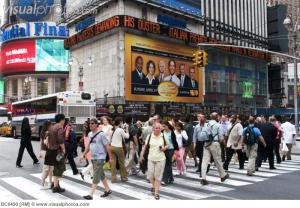 New York city scene and KMC NYC temple